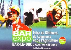 bar expo