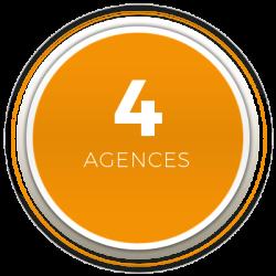 4 agences - Pavillons Parot