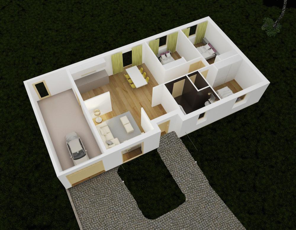 01-plan 3D RDC