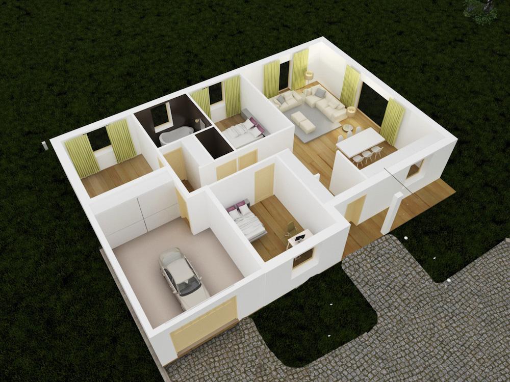 06-plan 3D RDC