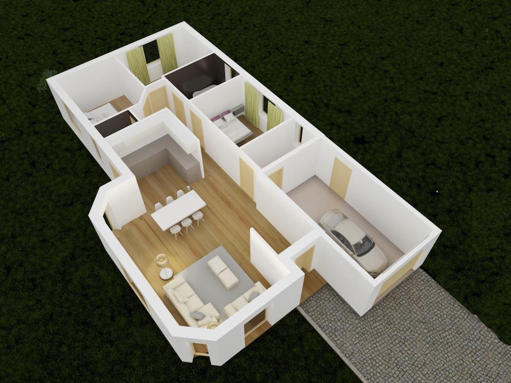 08-plan 3D RDC
