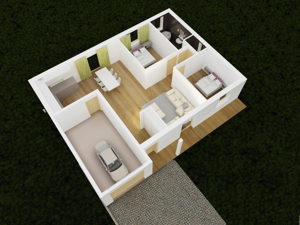 09-plan 3D RDC