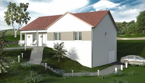 maison terrain pentu best maison terrain pentu with maison terrain pentu perfect quest ce. Black Bedroom Furniture Sets. Home Design Ideas