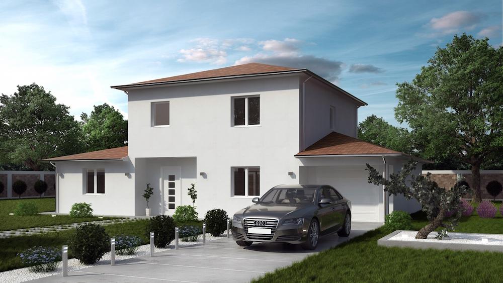 Maison familiale tage - Modele maison familiale ...