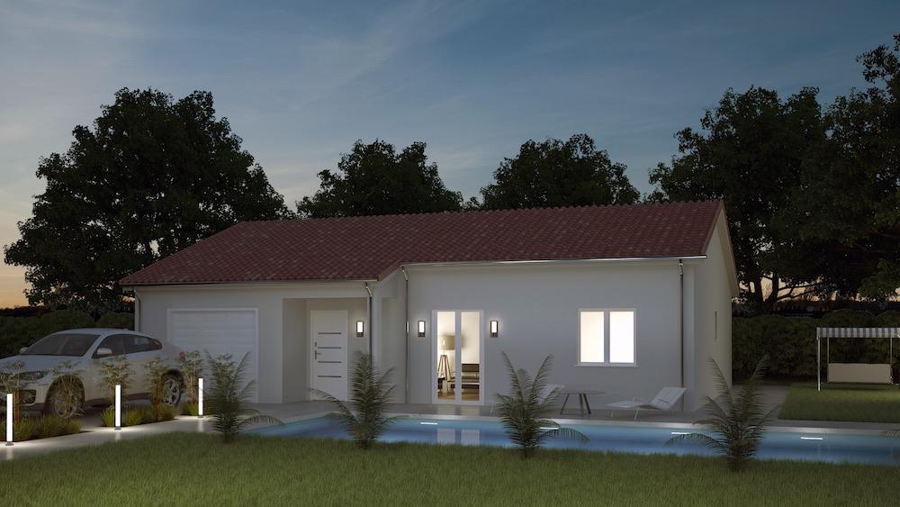 pavillon 9 modele de maison neuve