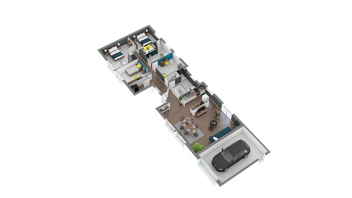 contemporaine 5 pavillons parot (1)