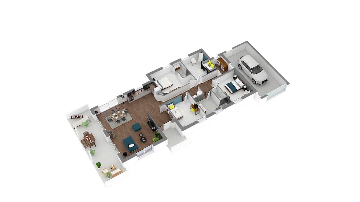 contemporaine 6 pavillons parot (1)