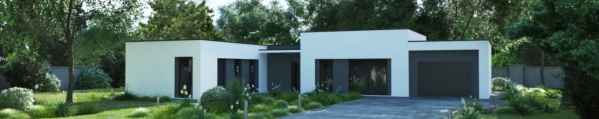 Pavillons parot constructeur de maison leader 51 52 for Constructeur maison lorraine