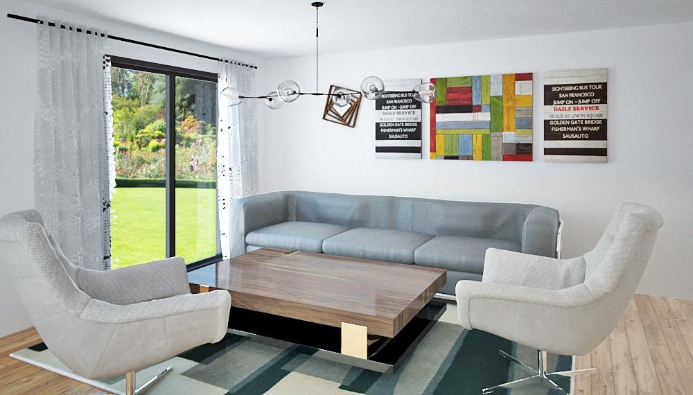maison en t. Black Bedroom Furniture Sets. Home Design Ideas