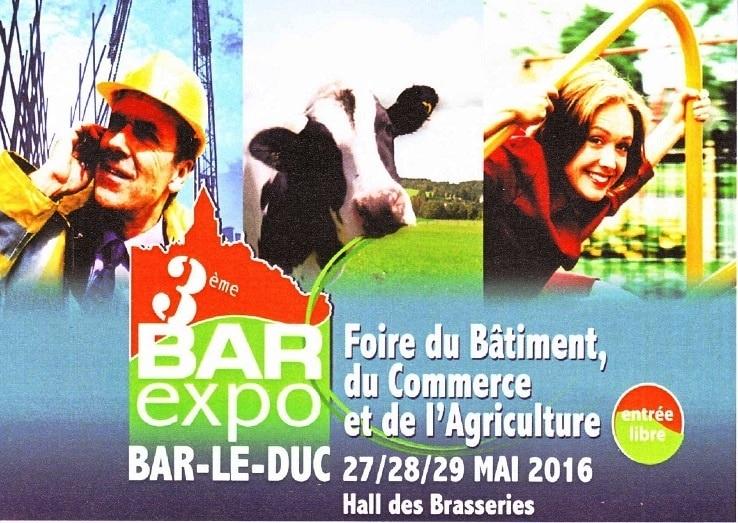 Foire bar le duc du 27 au 29 mai 2016 for Bar le duc code postal