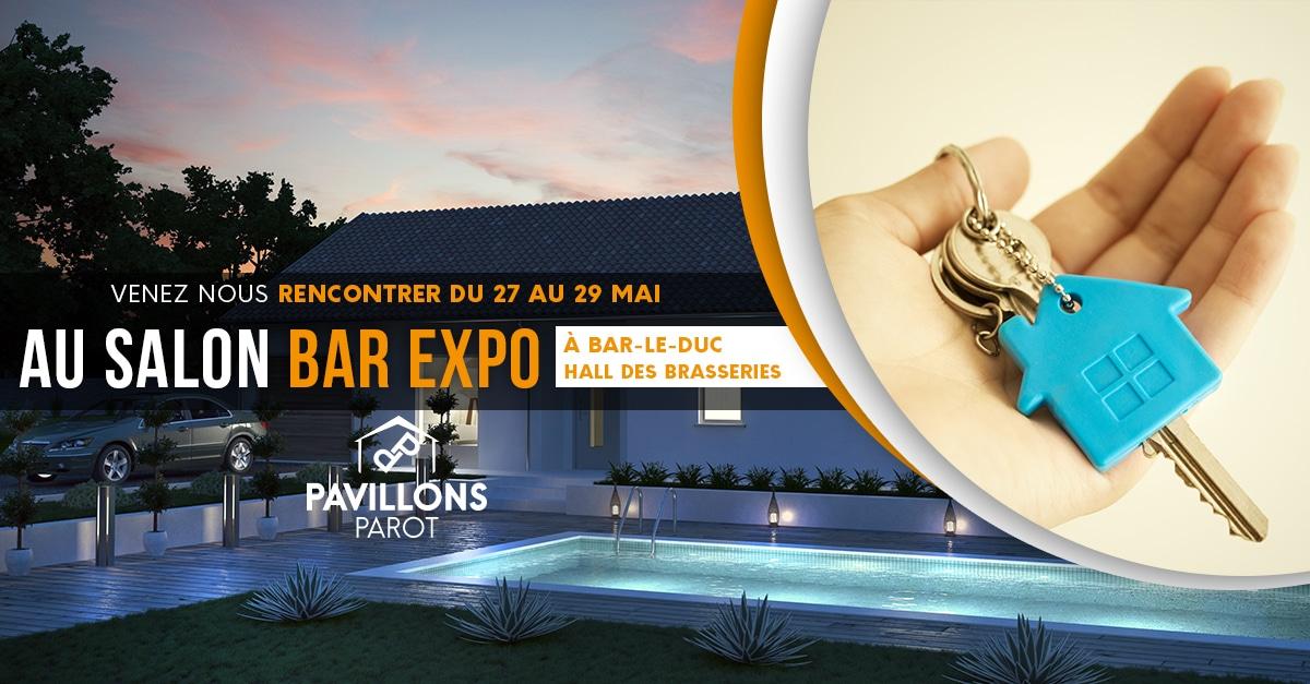 Perfect foire expo de bar le duc du au mai with foire expo for Foire de saint dizier
