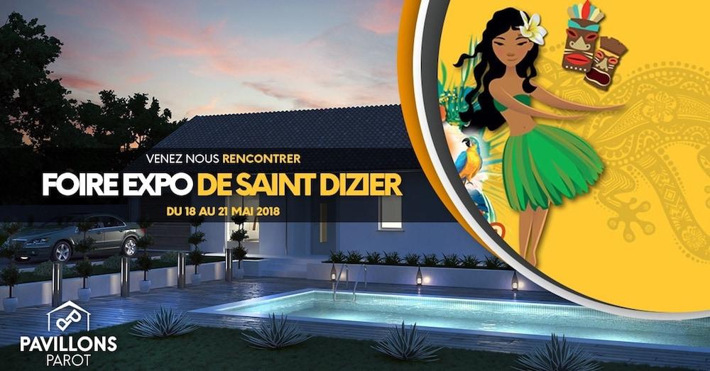 Foire expo de saint dizier 52 mai 2018 - Saint de glace 2018 ...